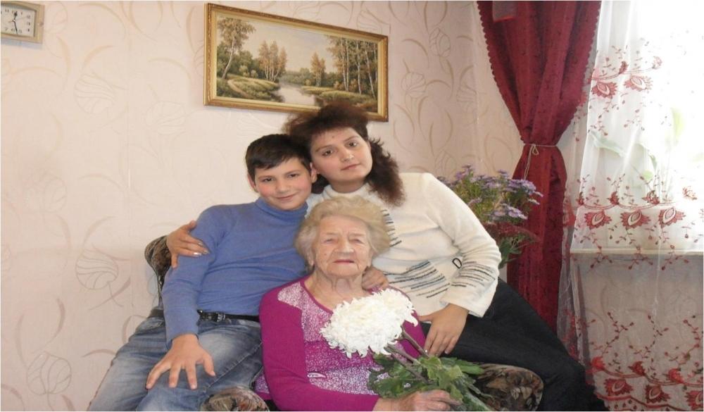 конкурс знакомьтесь моя бабушка